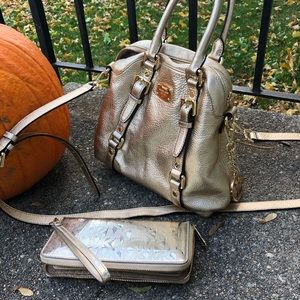 Michael Kors Handbag and Wallet Set